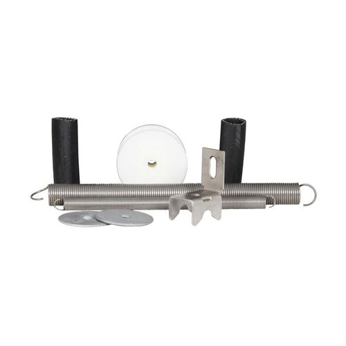 Agri-Plastics 1-Way Exit Pulley and Spring Kit, For Use With CID 7 Feeder