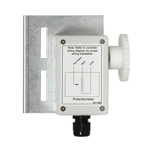 AP® Potentiometer with 2 Inch Gear