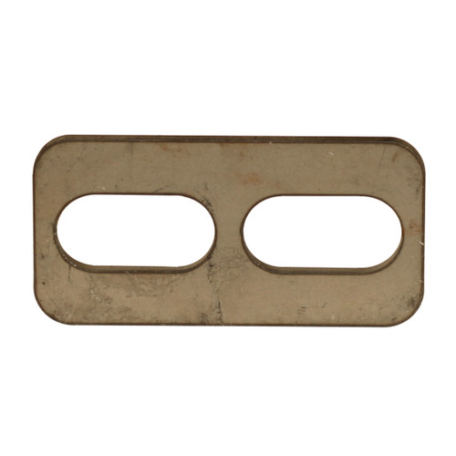 Double Loop Tab for Fencing Bottom