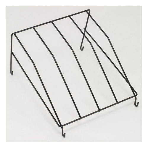 Calf-Tel® Durable Steel Outside Mount Hay Rack for Fence Panel