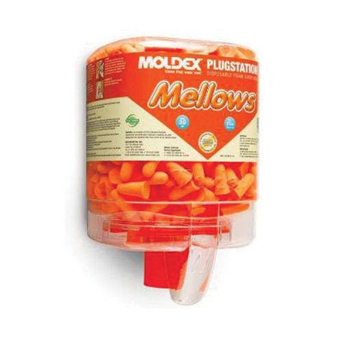 Moldex® Mellows® Earplug Station, 30 dB, Tapered, Disposable
