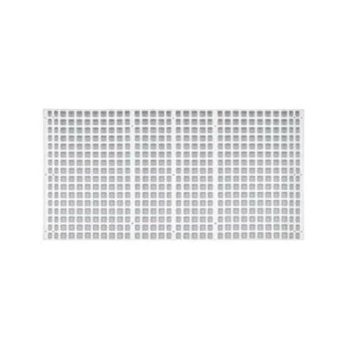 DURA-SLAT® Poultry Flooring, 24 in L x 48 in W, Polypropylene Plastic