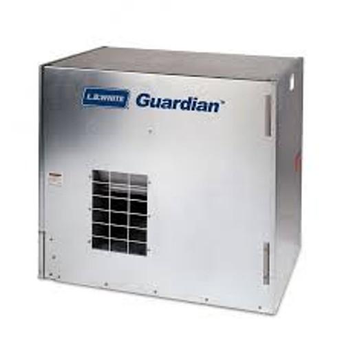 L.B. White® Guardian® 1-Phase Box Air Heater, 160000 to 250000 Btu/hr, 115 VAC, 60 Hz, 1/3 hp, Natural Gas