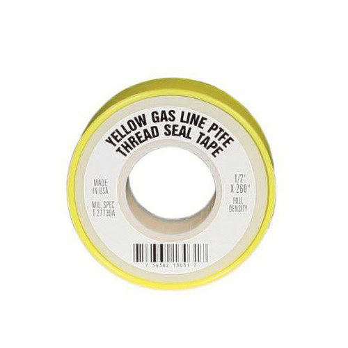 Thread Sealant Pipe Tape for Gas Lines