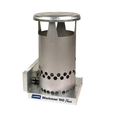 L.B. White® Workman™ Convection Gas Heater, 100000 Btu/hr, Natural Gas