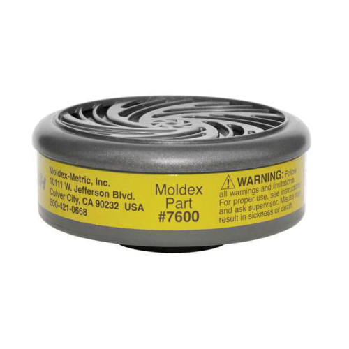 Moldex® Multi Gas Filter Cartridges for Moldex 7000 Mask 2 pack