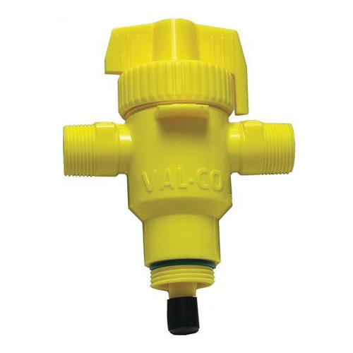 VAL-CO® 3-Position Flush Intake