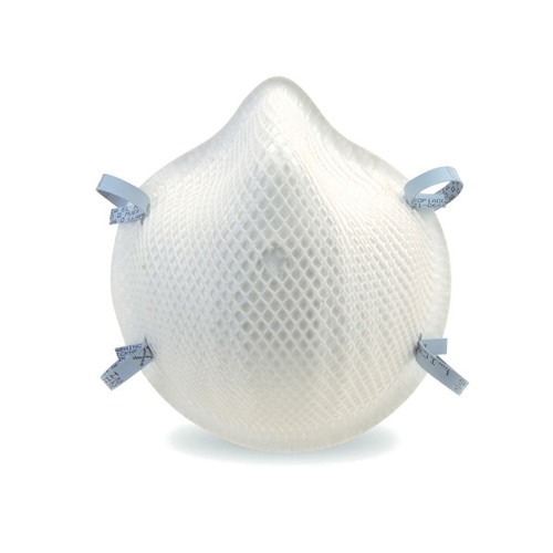 Moldex® 2200 Disposable Particulate Respirator Mask, Pack of 20, Resists: Dust and Non-Oil Based Particles