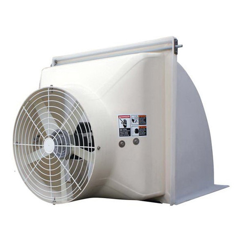 Cumberland® Pit Fan Transition Unit With Quick-Lock for Competitor Series Fan