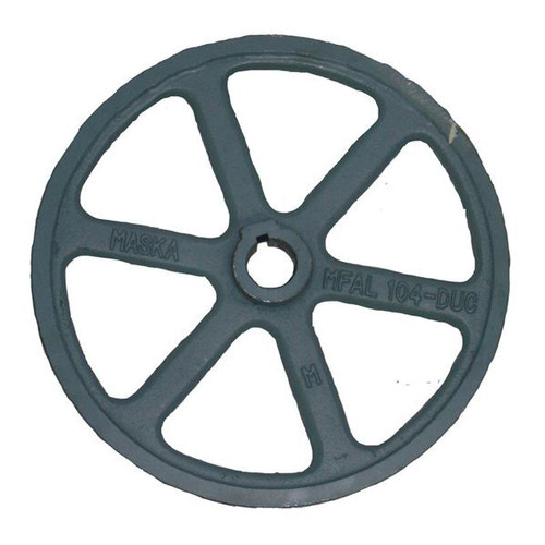 Pulley 1 x 6.93 Inch for 36 and 50 Inch Galvanized Fans