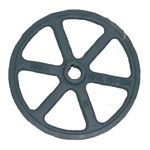 Pulley AL104 x 1 Inch for 50 Inch Galvanized Fans