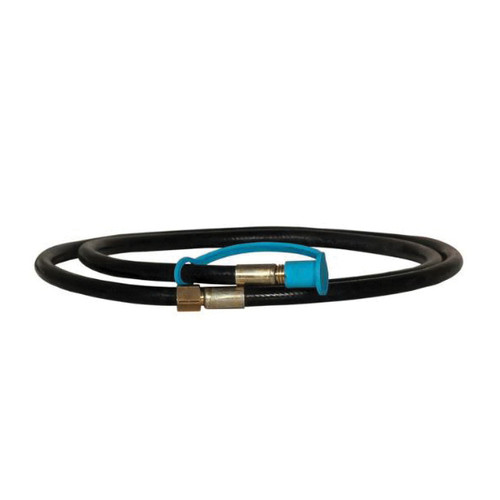 L.B. White® Replacement Gas Hose, 1/4 in, 6 ft L