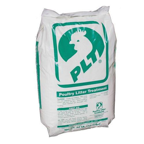 PLT® Poultry Litter Treatment, 50 lb Bag