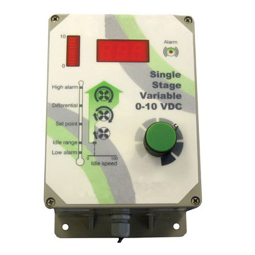 Single Stage Variable Speed Control