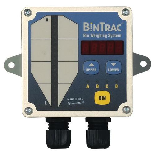 HerdStar® BinTrac® BT200 Weighing System Indicator