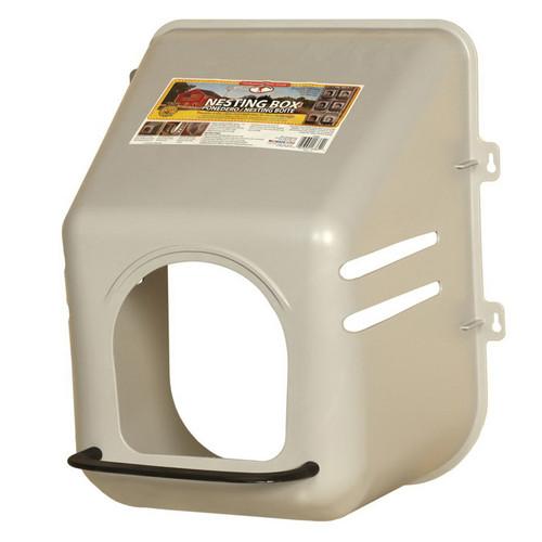 Little Giant® 1-Hole Plastic Nesting Box