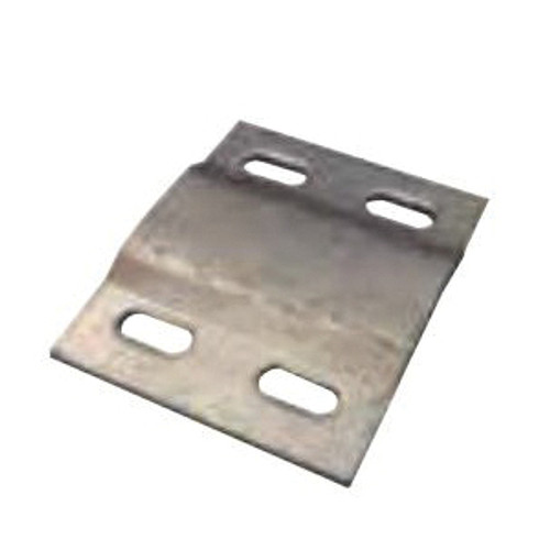 Stainless Steel Back Plate for Adjustable Stainless Steel Pipe