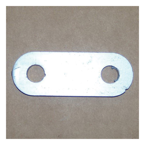 Back Plate Only for Zinc Water Bracket