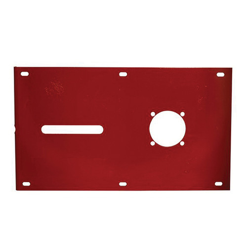 Cabinet Plate for Scraper Unit
