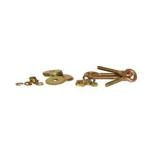 Calf-Tel® Eye Bolt Kit, For Use With Calf-Tel® Hutch System