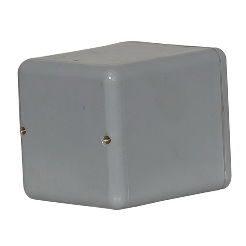 PVC Junction Box With Threaded Brass Screws