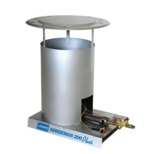L.B. White® Norseman™ Heavy Duty Convection Gas Heater, 200000 Btu/hr, LP Gas