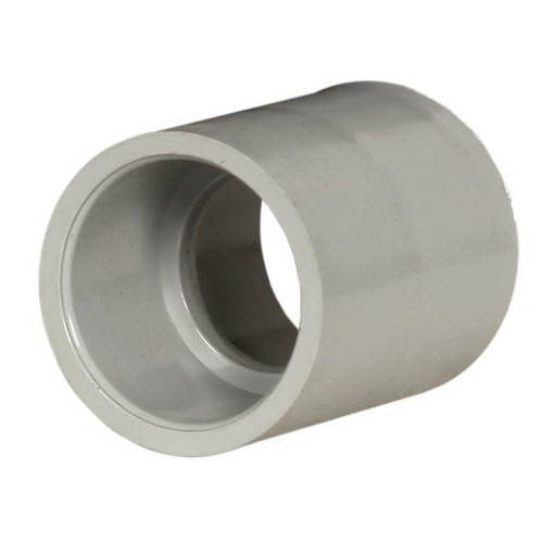 """EC Series 3/4"""" Replacement PVC Electrical Coupler, For Use With Rigid Conduit"""