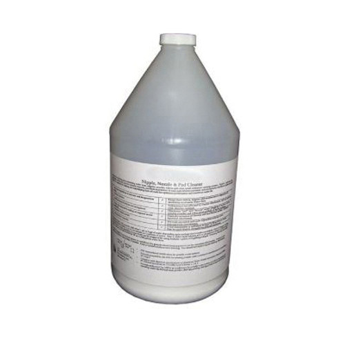Nipple, Nozzle and Pad Cleaner, 1 gallon