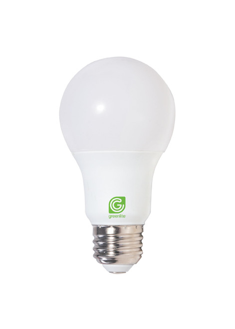 Greenlite® Non-Dimmable LED 9 Watt 5000 Kelvin Bulb