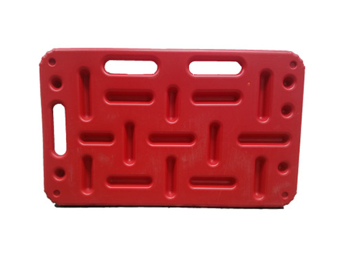 Monoflo® Noise Sorting Panel, 37 in L x 29 in W, Red