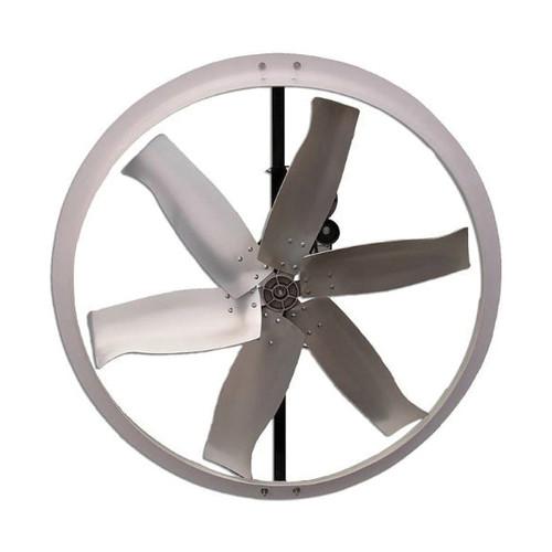 50 Inch Belt Drive Variable Speed Super Flo 3 Phase Fan
