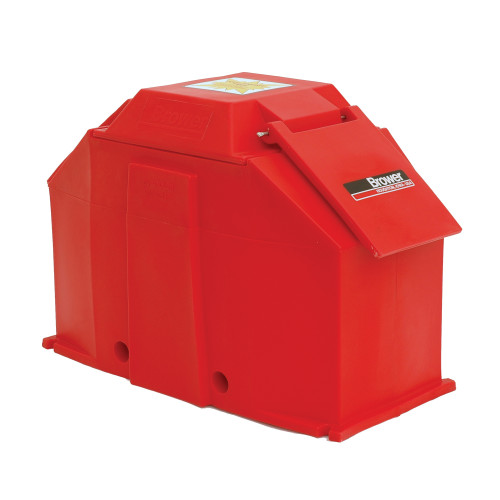 Brower® Energy Free 2 Hole 20 Gallon Poly Waterer