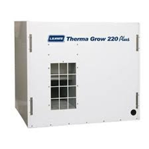 L.B. White® Therma Grow™ Hot Surface Ignition Greenhouse Heater, 120000/220000 Btu/hr, 115/230 VAC, 2.6 to 17/6.7/8.4 A