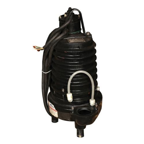 International Industries 1-Phase Submersible Manure Pump 3 HP 230 Volt