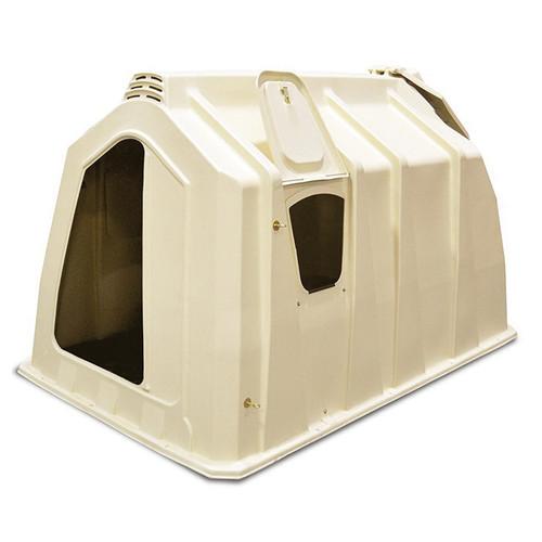 Calf-Tel® XXL Left Door Hutch System Kit