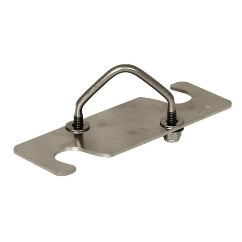 Stainless Steel Double Panel Bracket