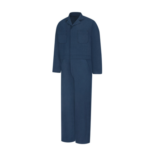 Long Sleeve Coveralls Regular 2X-Large 50-54 Inch Chest