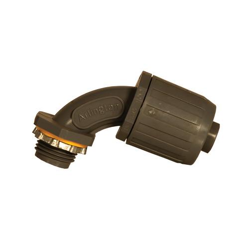 1/2 Inch Electrical Adapter Flex 90°