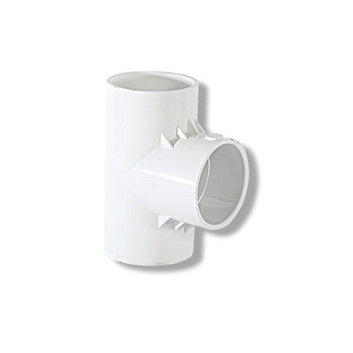 Tee, 3 in, Slip, PVC
