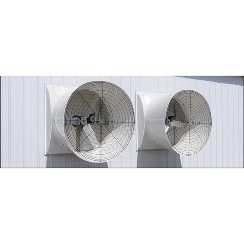 Cumberland® Megaflow Composite Butterfly Fan, 58 in Dia Blade