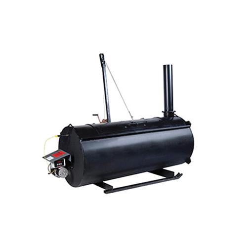 Burn-Easy Heat Lined Incinerator, 500 lb, Diesel
