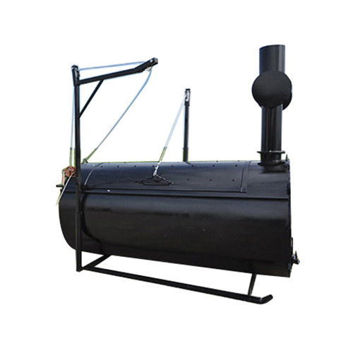 Burn-Easy Afterburner Heat Lined Incinerator, 2100 lb, 75 to 100 lb/hr