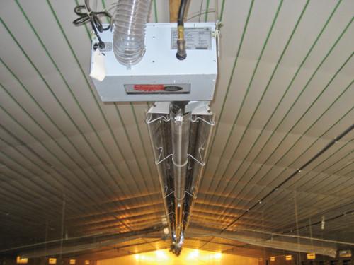 Radiant Tube Heater
