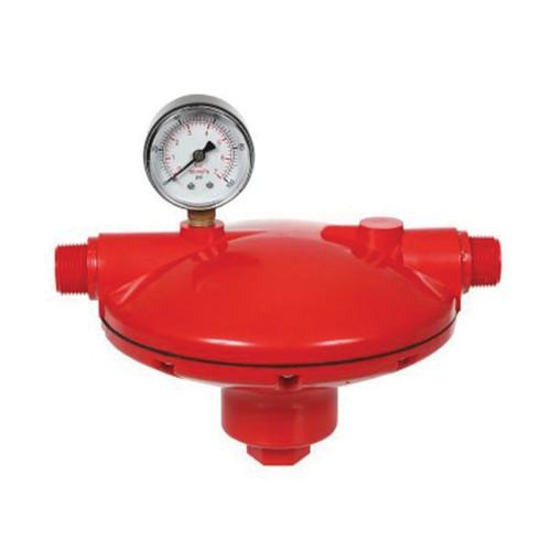 Water Regulator,  10-25 PSI