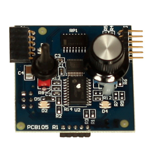 Maximus Switch Board and Pot