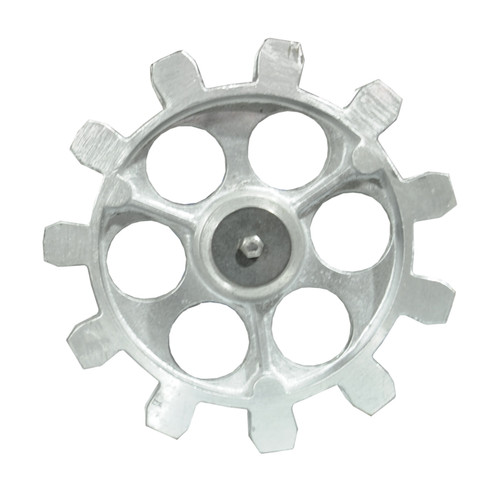 Agri-Plastics Machined Sprocket, For Use With APCD-610-150, APCD-610-160 and APCD-610-350 Chain Disk Drive Unit
