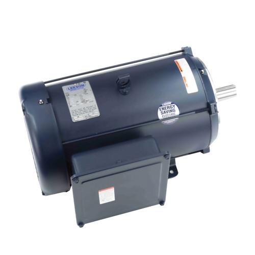 marathon® Motors Capacitor Start Capacitor Run Motor, Application Type: General Purpose, 10 hp, 230 VAC, 60 Hz, 1 ph