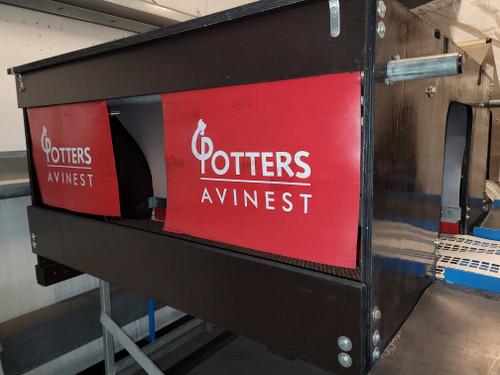Potters Poultry Nest Kit, 4 ft L