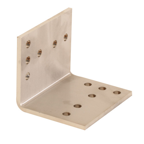 Bracket, For Use With 1100 and 1200 lb Winch, Stainless Steel