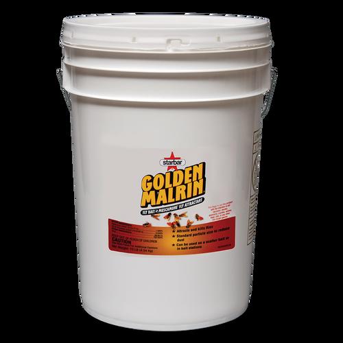 Golden Malrin® Fly Scatter Bait 40 lb Bucket
